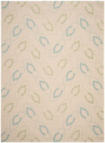 Safavieh Courtyard CY7420213A24 Beige and Aqua