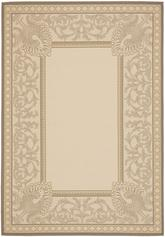 Safavieh Courtyard CY7514-79A21 Beige and Dark Beig