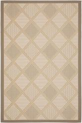 Safavieh Courtyard CY7570-79A21 Beige and Dark Beig