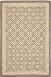 Safavieh Courtyard CY7810-97A21 Beige and Beige