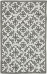 Safavieh Courtyard CY7844-78A5 Light Grey and Anthracite