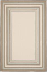 Safavieh Courtyard CY7896-79A18 Beige and Blue