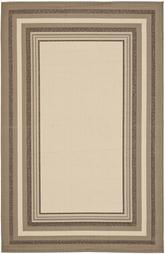 Safavieh Courtyard CY7896-79A7 Beige and Dark Beig