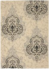 Safavieh Courtyard CY7926-16A22 Creme and Black