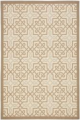 Safavieh Courtyard CY7931-79A18 Beige and Dark Beig