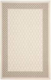 Safavieh Courtyard CY7933-79A18 Beige and Dark Beig