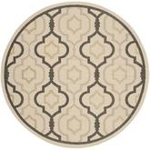 Safavieh Courtyard CY7938-256A21 Beige and Black