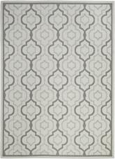 Safavieh Courtyard CY793878A18 Light Grey and Anthracite