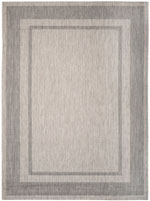 Safavieh Courtyard CY847736612 Beige and Black