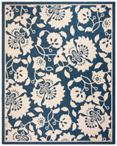 Safavieh Courtyard CYS6294258 Navy and Beige