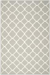 Safavieh Dhurries DHU627B Grey and Ivory