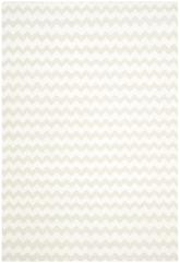 Safavieh Dhurries DHU644A Beige and Ivory