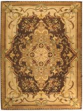Safavieh Empire EM823B Brown and Beige