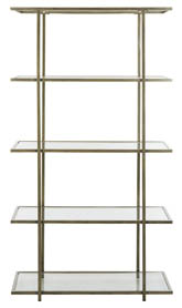 FRANCIS 5 TIER ETAGERE