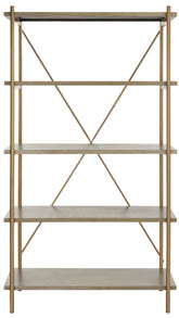 RIGBY 5 TIER ETAGERE