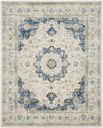 Safavieh Evoke EVK220C Ivory and Blue