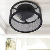 ALBINA FLUSH MOUNT