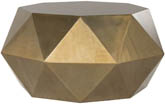 ASTRID FACETED COFFEE TABLE