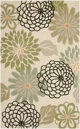 Safavieh Four Seasons FRS224A Beige and Green