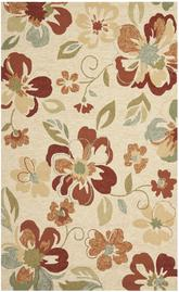 Safavieh Four Seasons FRS226A Beige and Red