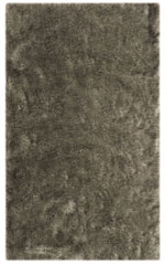 Safavieh Faux Sheep Skin FSS452D Grey and Black