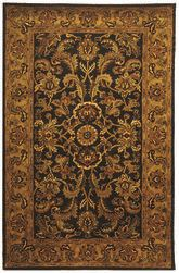 Safavieh Golden Jaipur GJ272A Charcoal and Rust