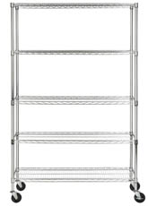 ECHO 5 TIER HEAVY DUTY SHELVE