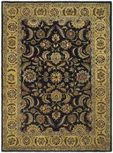 Safavieh Heritage HG174A Black and Gold