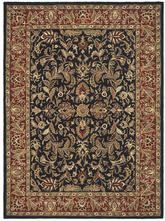 Safavieh Heritage HG176A Black and Red