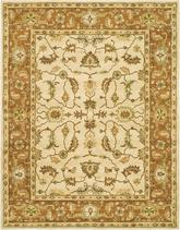 Safavieh Heritage HG251A Beige and Rust
