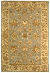 Safavieh Heritage HG343B Blue and Beige