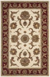 Safavieh Heritage HG471A Ivory and Red