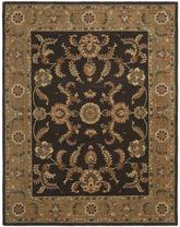 Safavieh Heritage HG471B Brown and Gold