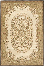Safavieh Heritage HG640A Beige and Green