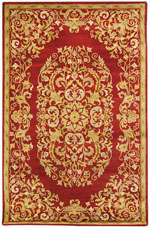 Safavieh Heritage HG640C Red