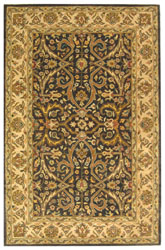 Safavieh Heritage HG644A Charcoal and Beige