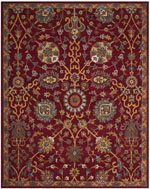Safavieh Heritage HG655A Red