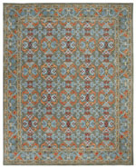 Safavieh Heritage HG741W Sage and Blue