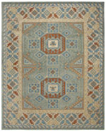 Safavieh Heritage HG743M Blue and Beige