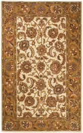 Safavieh Heritage HG759B Ivory and Gold