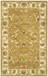 Safavieh Heritage HG816A Mocha and Ivory