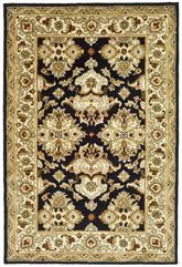 Safavieh Heritage HG817A Black and Ivory