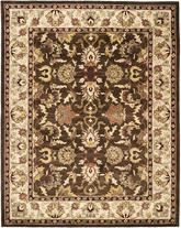 Safavieh Heritage HG818A Brown and Beige