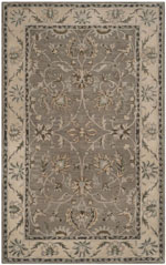 Safavieh Heritage HG863A Grey and Beige