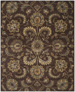 Safavieh Heritage HG921A Brown and Gold
