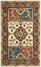 Safavieh Heritage HG925A Multi and Red
