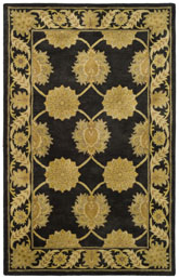 Safavieh Heritage HG961A Charcoal and Charcoal