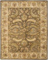 Safavieh Heritage HG964A Green and Beige