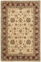 Safavieh Heritage HG965A Ivory and Red