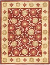Safavieh Heritage HG970A Red and Beige